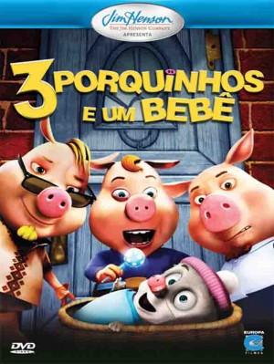 Download Três Porquinhos e Um Bebê Dublado DVDRip