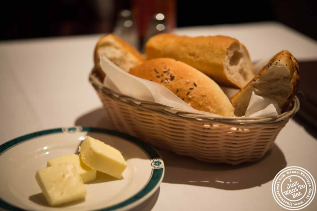 Image of Bread at Empire Steakhouse in NYC, New York