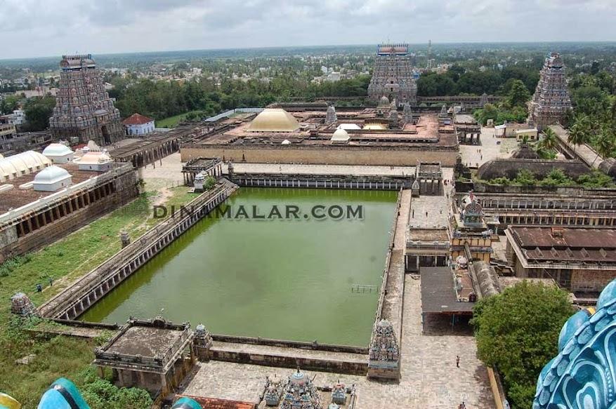 அருள்மிகு சிதம்பரம் தில்லை நடராஜர் திருக்கோயில்