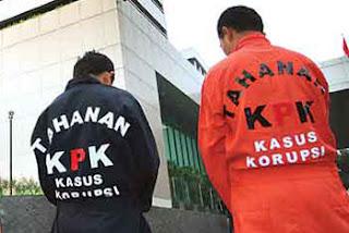 173 Kepala Daerah Menjadi Tahanan Korupsi