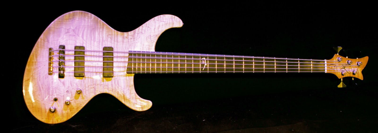 Woody Phifer Signature Bass By: Anthony Paganini