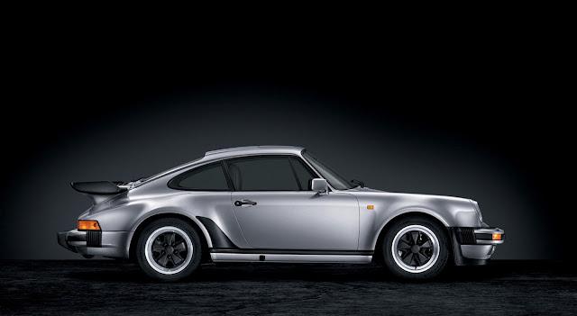 1977 Porsche 911 Turbo 3.3