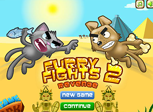 Furry Fights 2 Revenge