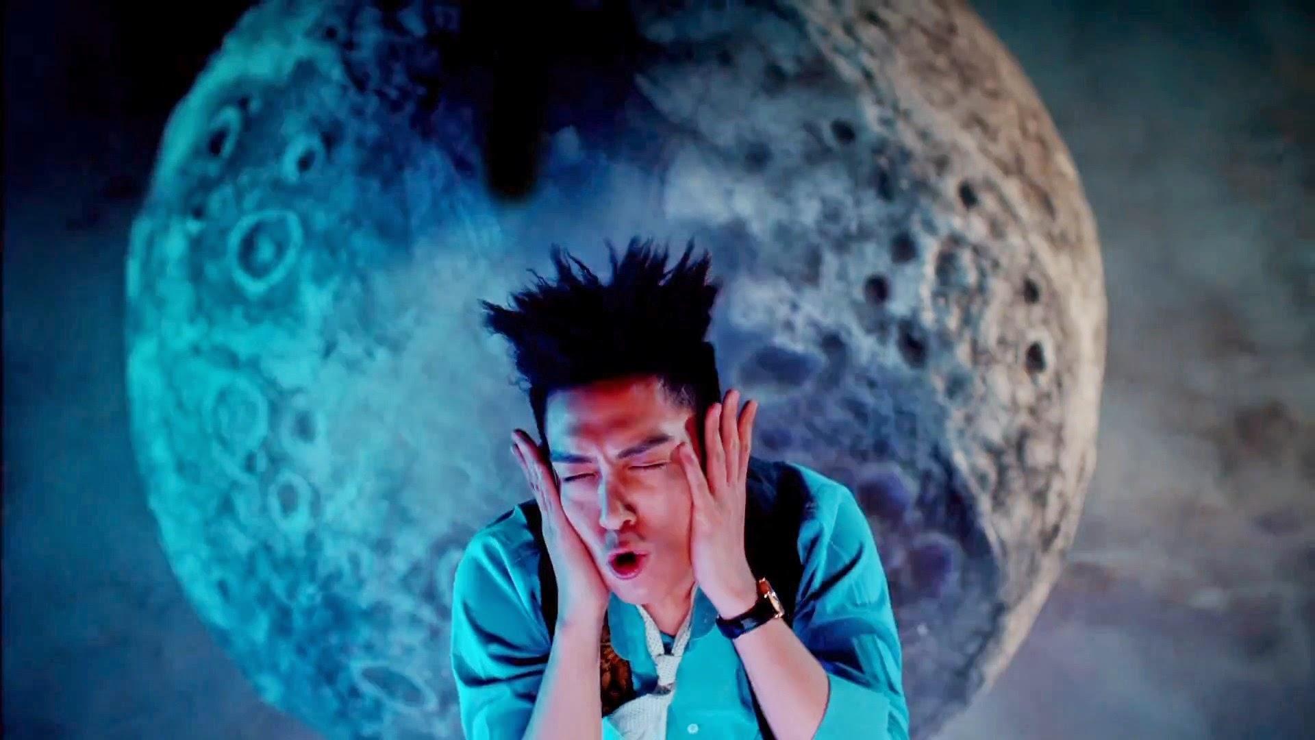 Big Bang's TOP in Bae Bae MV