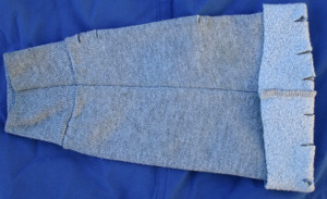 sweathsirt cut sleeve