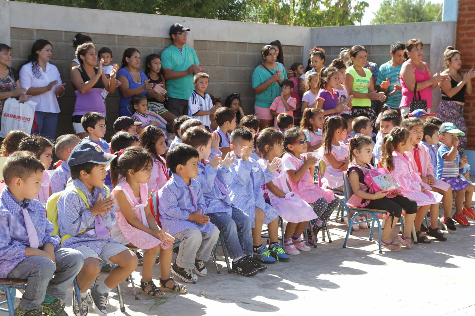 Prensa municipalidad jos c paz inicio del ciclo lectivo for Jardin de infantes