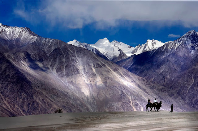 Nubra Valley, Ladakh, Jammu and Kashmir