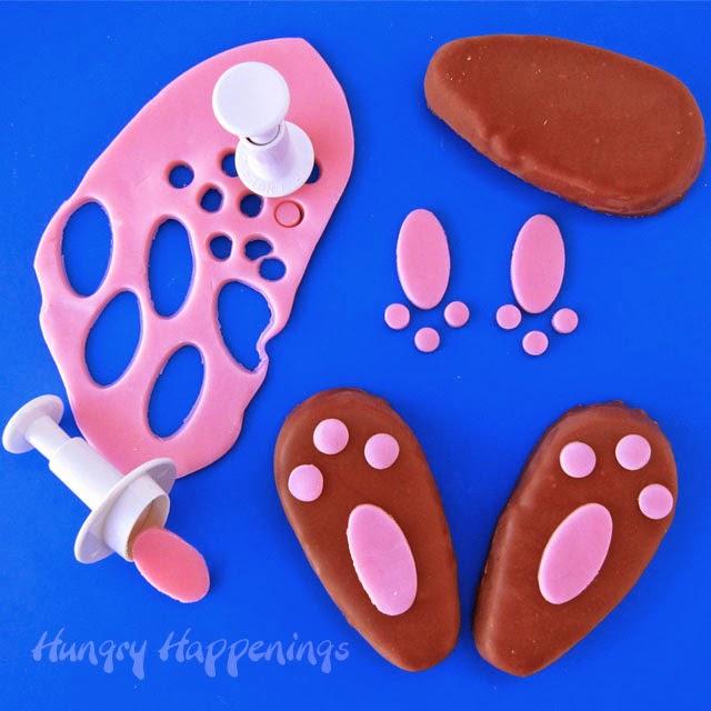 Bunny feet recipe