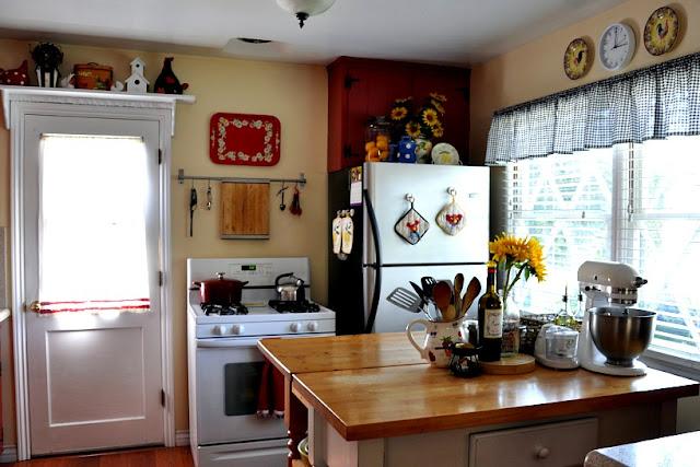 Lemon Lane : cottage farmhouse kitchen