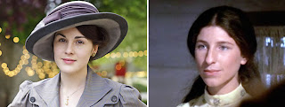 funny downton abbey mary and her turk killing vagina versus Barbra Streisand
