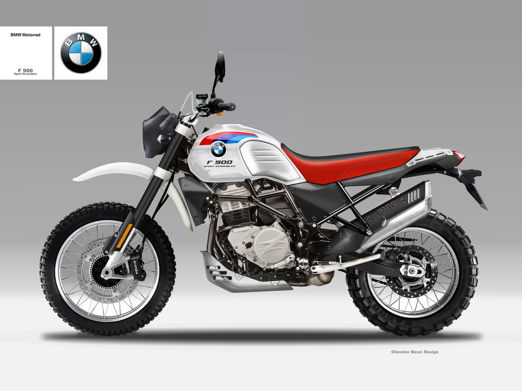 motosketches bmw f 900 sport scrambler. Black Bedroom Furniture Sets. Home Design Ideas