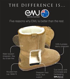 Emu Boots Australia7