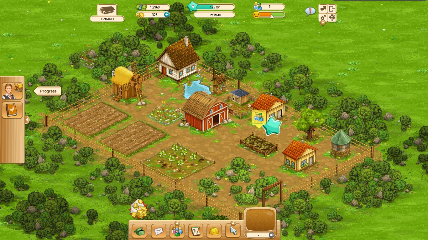 Goodgame Big Farm (Review) - Web Game 360 Goodgame Big Farm