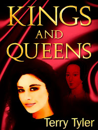 Kings and Queens - out soon!  Please click cover for my amazon UK author page.  Thanks!