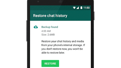 Techvillaz How To Recover Deleted WhatsApp Mssages On Android, Iphone And Ipad