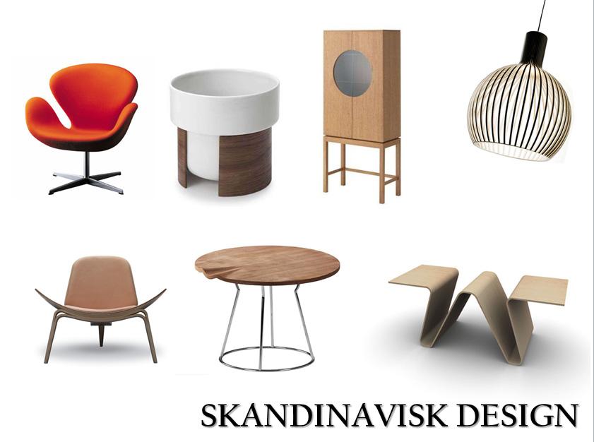 Skandinavisk designere