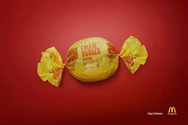 publicidad, Halloween, 2013, McDonalds