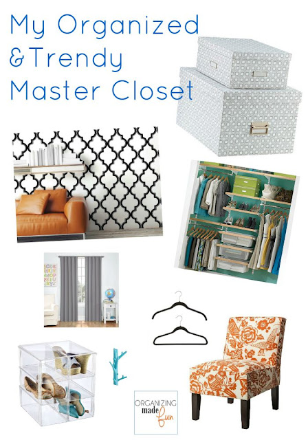 Master Closet design trends :: OrganizingMadeFun.com