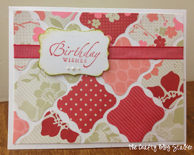 DIY Birthday Wishes Card