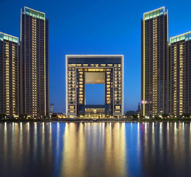 Luxury Life Design St Regis Tianjin Presidential Suite