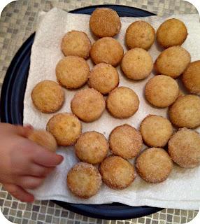 Egg Free Mini Donut Muffins