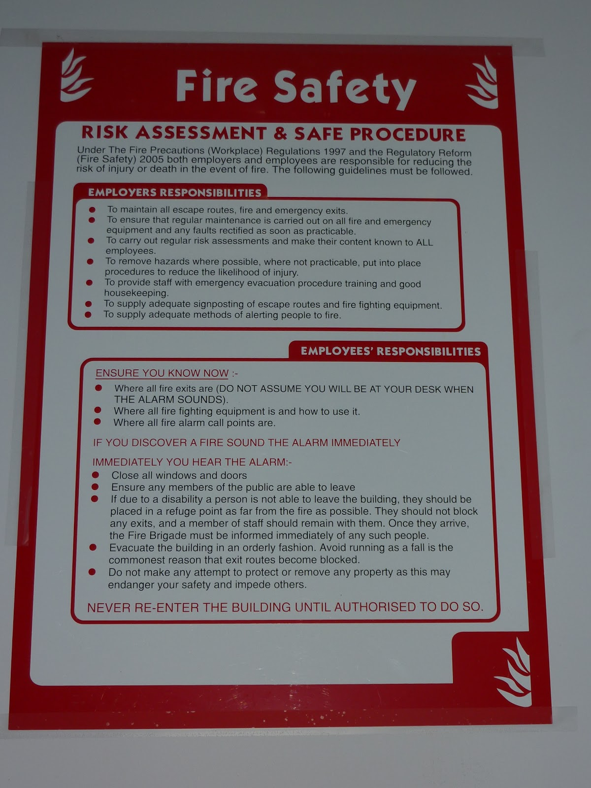 health safety assignment 1 Unit 1: health and safety in the engineering workplace assignment 1: health and safety legislation and regulations • the range of legislation and regulations.