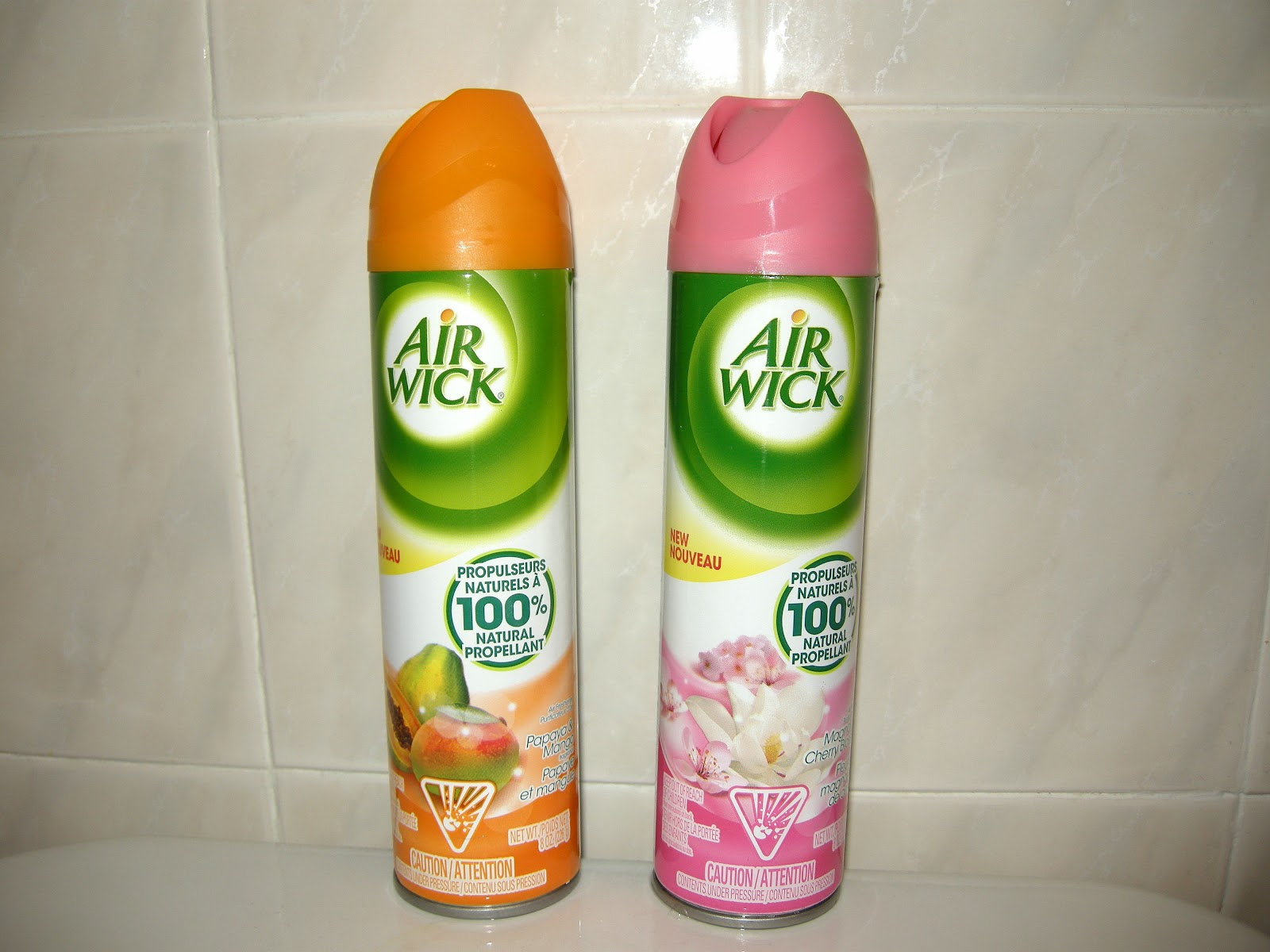 My Jersey Life: Want To Get Injured, Use Air Wick® Air Freshener.