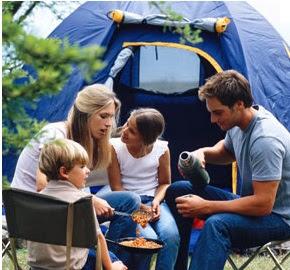 Consejos para cocinar en un campamento Camping