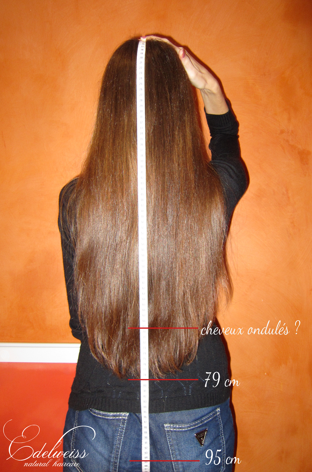 Coupe de cheveux long pointe