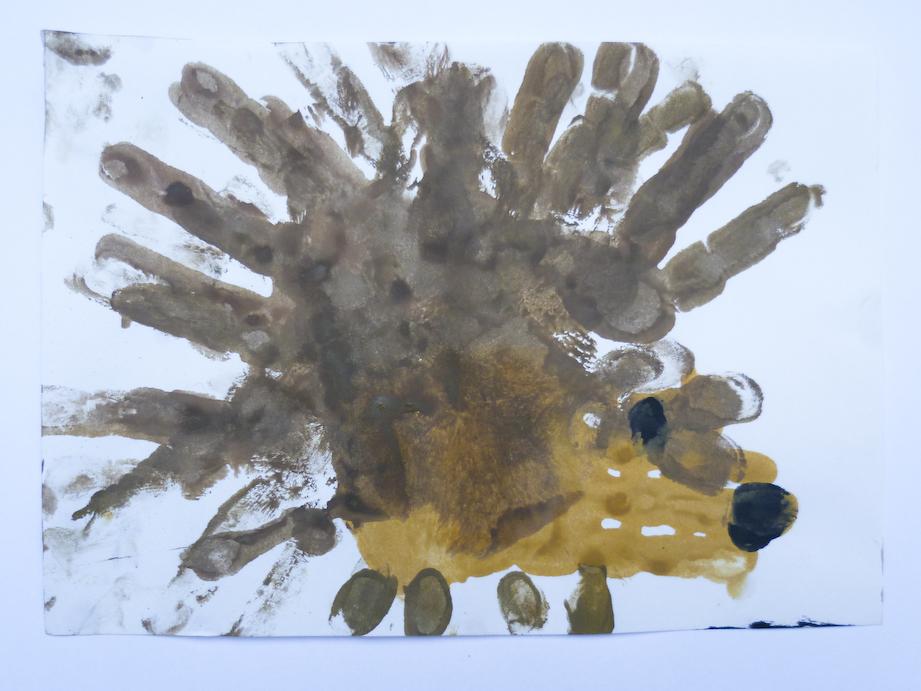 Das Gel otbeliwajuschtschi für die Haut