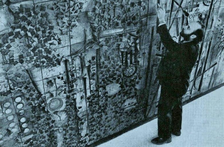 1966 - JORDI BONET - OLYMPIA SQUARE TORONTO