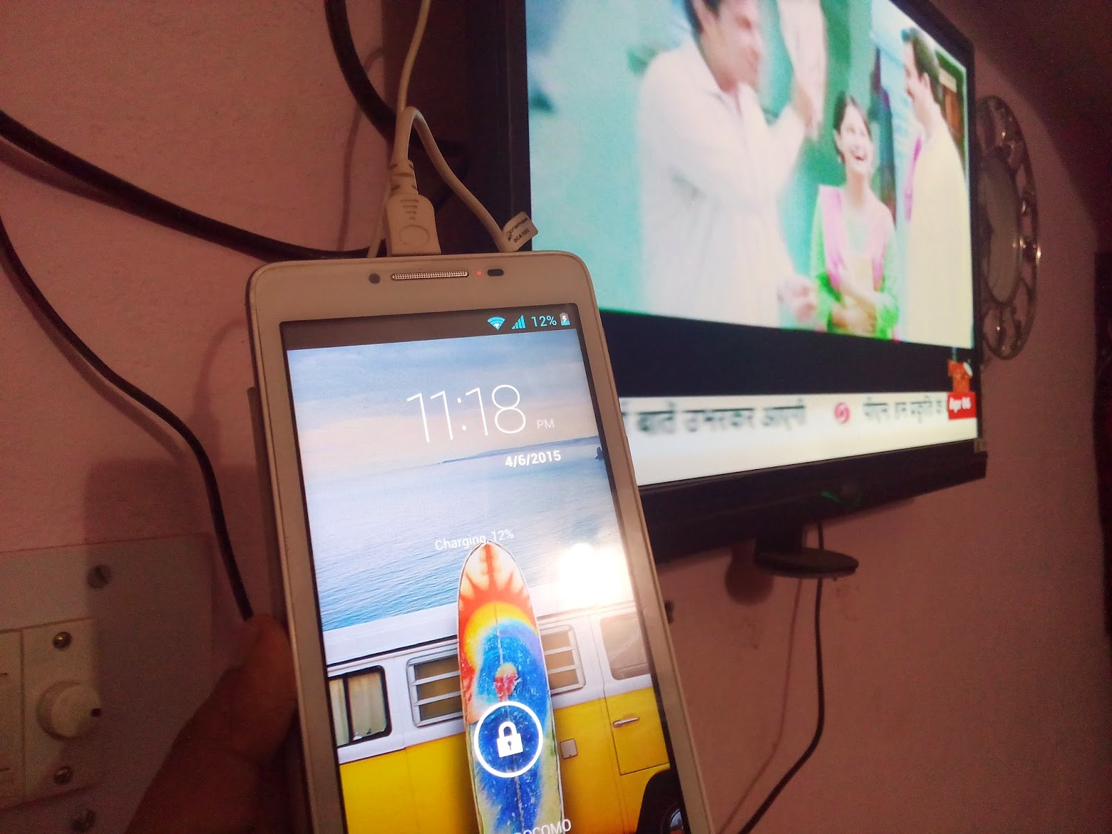 How to Charge Phone & Tablet Battery from TV
