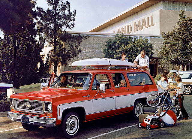 シボレー・サバーバン 7-8代目 | Chevrolet Suburban (1967-91)