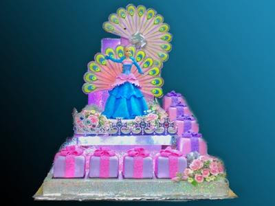 Barbie Birthday Cakes Images