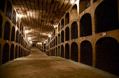 Milestii Mici- The Underground City of Wine