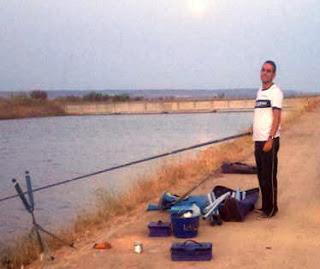 Pesca Aranjuez en Canal de Castrejón