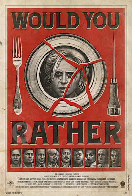 [Crítica] Would You Rather. La cena de los idiotas
