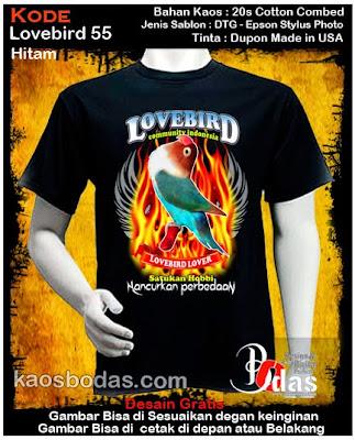 Kaos Lovebird 54