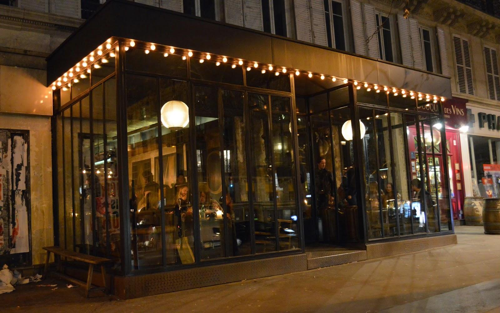 Grazie pizzeria and cocktails restaurant Le Marais Paris