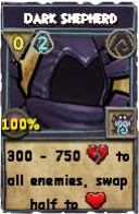 Wizard101 Level 98 Shadow Spells - Khrysalis Part 2 - Dark Shepherd