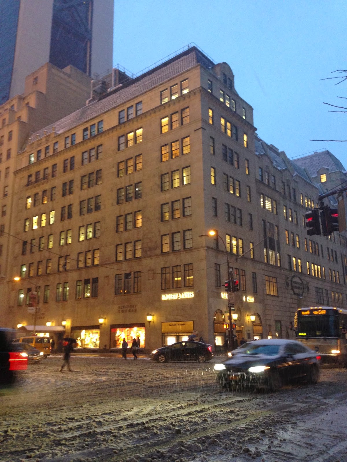 Bergdorf Goodman High Fashion Department store