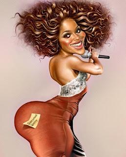 Gambar Karikatur Artis Hollywood Cebrities