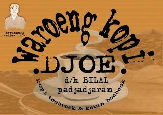 Warung kopi Mak Djoe