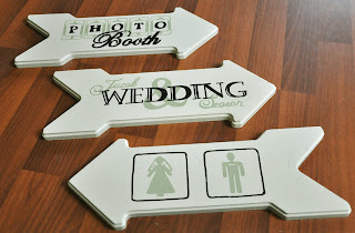 Directional Signage :  wedding direction signs diy signs Signs+03