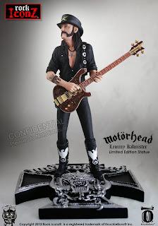 Figura de Lemmy Kilmister