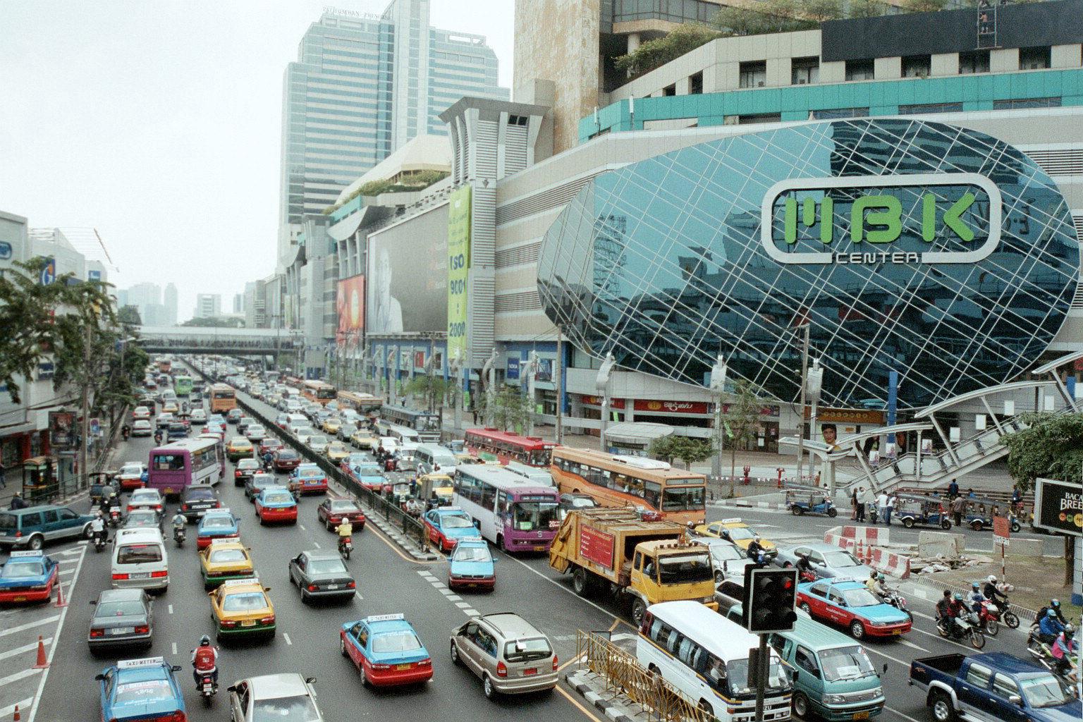 ASIAN BEST HOTELS: MBK Shopping Center - Bangkok