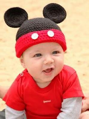 Gambar Bayi Laki-Laki Lucu Keren