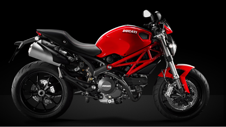 Ducai Manuals Resource  Ducati Monster 796 Abs 2014 Owner