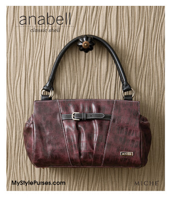 Miche Anabell Classic Shell ~ November 2012 ~ Miche Cherish Winter Catalog