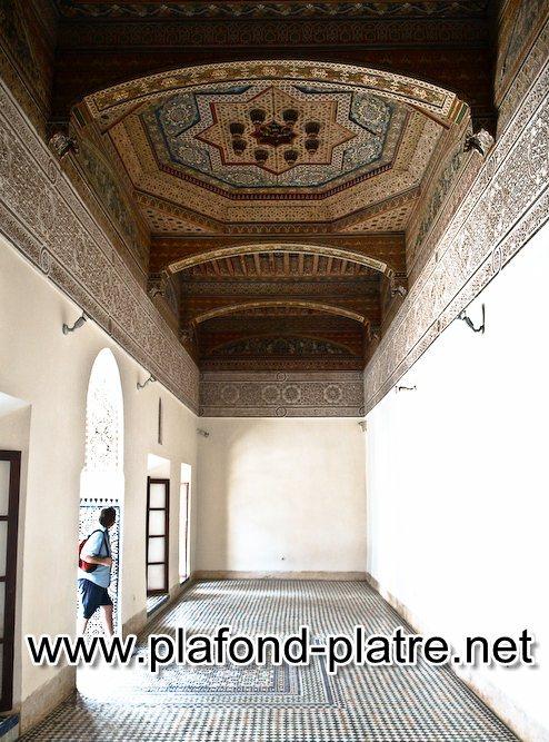 Faux plafond en platre pour salon marocain dcoration for Faux plafond en platre pour salon marocain